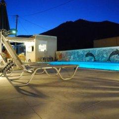 Отель Aretousa Villas Греция, Остров Санторини - отзывы, цены и фото номеров - забронировать отель Aretousa Villas онлайн бассейн фото 3