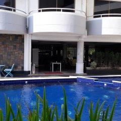 Отель Garden Paradise Hotel & Serviced Apartment Таиланд, Паттайя - отзывы, цены и фото номеров - забронировать отель Garden Paradise Hotel & Serviced Apartment онлайн бассейн
