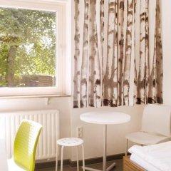 Отель Studentenhotel Hubertusallee комната для гостей фото 2