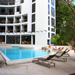 Отель Kamala Resort and Spa бассейн фото 2