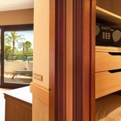 Отель SH Villa Gadea сейф в номере