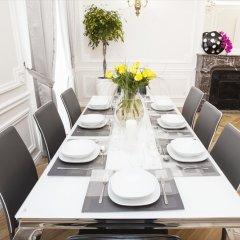 Апартаменты Luxury Apartment In Paris - République Париж питание