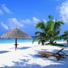 Отель Khamy Riverside Resort пляж