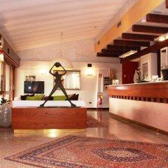 Hotel Posta 77 Сан-Джорджо-ин-Боско интерьер отеля