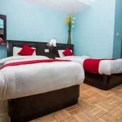 Отель OYO 222 Hotel New Himalayan Непал, Катманду - отзывы, цены и фото номеров - забронировать отель OYO 222 Hotel New Himalayan онлайн комната для гостей фото 4