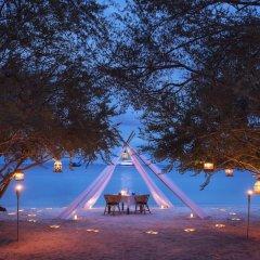 Отель Haadtien Beach Resort фитнесс-зал