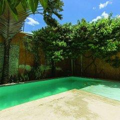 Hotel Casa San Angel - Только для взрослых бассейн фото 3