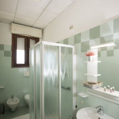 Отель Casa al Carmine Италия, Падуя - отзывы, цены и фото номеров - забронировать отель Casa al Carmine онлайн ванная фото 2