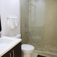 Отель Secure New Kingston Condo Ямайка, Кингстон - отзывы, цены и фото номеров - забронировать отель Secure New Kingston Condo онлайн ванная