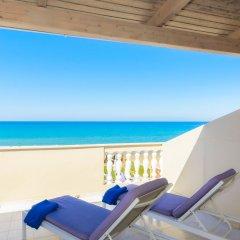 Отель Iakinthos Tsilivi Beach Греция, Закинф - отзывы, цены и фото номеров - забронировать отель Iakinthos Tsilivi Beach онлайн балкон