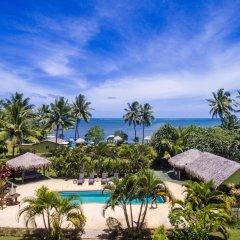Отель Waidroka Bay Resort пляж фото 2