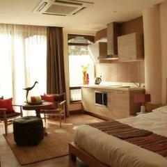 Отель Tangalwood Boutique Hotel Непал, Катманду - отзывы, цены и фото номеров - забронировать отель Tangalwood Boutique Hotel онлайн комната для гостей фото 5