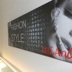 Smart Hotel Milano фитнесс-зал фото 4