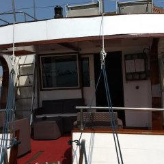 Отель Yacht Fortebraccio Venezia балкон