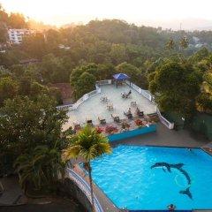 Отель Swiss Residence Канди бассейн