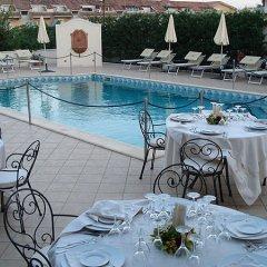 Отель Villa Daphne Джардини Наксос питание фото 2