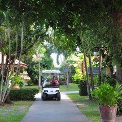 Отель Sabai Resort Pattaya городской автобус