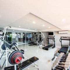 Отель Roseate Ratchada Таиланд, Бангкок - отзывы, цены и фото номеров - забронировать отель Roseate Ratchada онлайн фитнесс-зал фото 3