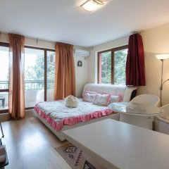Апартаменты Beach Studio with Sea View комната для гостей