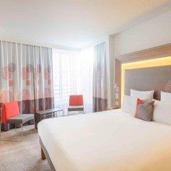 Отель Novotel München City Arnulfpark Германия, Мюнхен - 2 отзыва об отеле, цены и фото номеров - забронировать отель Novotel München City Arnulfpark онлайн комната для гостей
