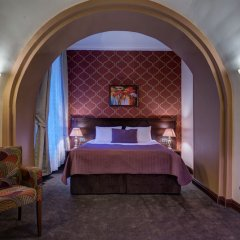 Мини-Отель Big Marine 4* Улучшенный номер с двуспальной кроватью фото 10