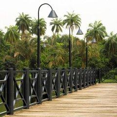 Отель Le Meridien Ibom Hotel Golf Resort Нигерия, Уйо - отзывы, цены и фото номеров - забронировать отель Le Meridien Ibom Hotel Golf Resort онлайн приотельная территория