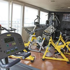 Hotel Genty фитнесс-зал