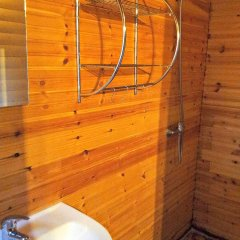 Отель Altea Beach Lodges ванная фото 2