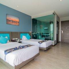 Отель The Blue комната для гостей фото 5