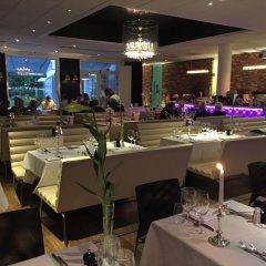 Отель Mortens Kro Restaurant & Suites Алборг питание