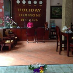 Holiday Diamond Hotel с домашними животными