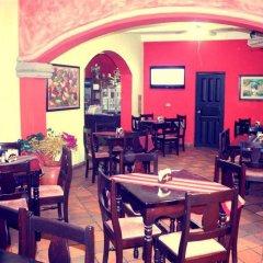Отель Camino Maya Копан-Руинас питание
