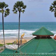 Отель Baan Karonburi Resort пляж