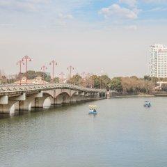 Отель Crowne Plaza Nanjing Jiangning фото 3