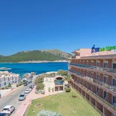 Отель Thb Cala Lliteras Испания, Кала Ратьяда - отзывы, цены и фото номеров - забронировать отель Thb Cala Lliteras онлайн приотельная территория