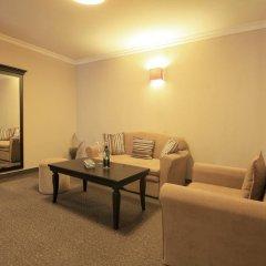 Отель Royal Park Apartments Болгария, Банско - отзывы, цены и фото номеров - забронировать отель Royal Park Apartments онлайн комната для гостей фото 4