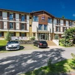 BEST WESTERN Villa Aqua Hotel парковка