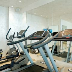 Отель Mercure Rimini Artis Римини фитнесс-зал фото 4