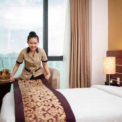 Muong Thanh Grand Nha Trang Hotel комната для гостей фото 3