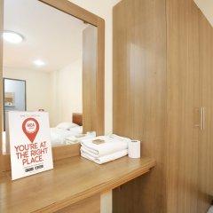 Отель NIDA Rooms Ramkhamhaeng 814 Campus Таиланд, Бангкок - отзывы, цены и фото номеров - забронировать отель NIDA Rooms Ramkhamhaeng 814 Campus онлайн удобства в номере фото 2