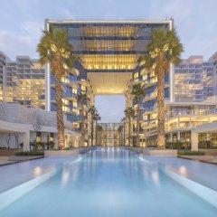 Отель Five Palm Jumeirah Dubai бассейн фото 2