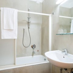 Отель Albergo Firenze Италия, Флоренция - 2 отзыва об отеле, цены и фото номеров - забронировать отель Albergo Firenze онлайн ванная