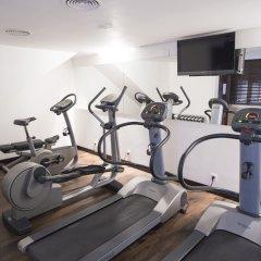 Отель Hospes Puerta De Alcala Мадрид фитнесс-зал