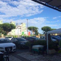 Hotel Ristorante Santa Maria Амантея парковка