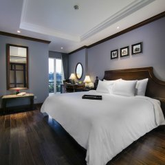 Отель Hanoi La Siesta Central Hotel & Spa Вьетнам, Ханой - отзывы, цены и фото номеров - забронировать отель Hanoi La Siesta Central Hotel & Spa онлайн комната для гостей фото 5