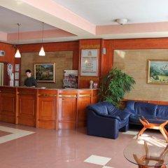 Hotel Pravets Palace Правец интерьер отеля