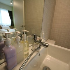 Отель Wons Ville Myeongdong ванная фото 2
