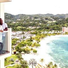 Отель Moon Palace Jamaica – All Inclusive Ямайка, Очо-Риос - отзывы, цены и фото номеров - забронировать отель Moon Palace Jamaica – All Inclusive онлайн балкон