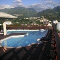 Отель Fare Arearea Sweet Studio Французская Полинезия, Папеэте - отзывы, цены и фото номеров - забронировать отель Fare Arearea Sweet Studio онлайн бассейн