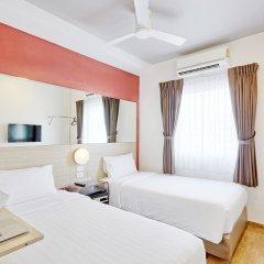 Отель Red Planet Bangkok Asoke комната для гостей фото 4